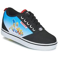 Cipők Gyerek Gurulós cipők Heelys Pro 20 Prints Fekete  / Kék / Sokszínű