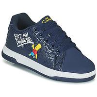 Cipők Gyerek Gurulós cipők Heelys Split Kék