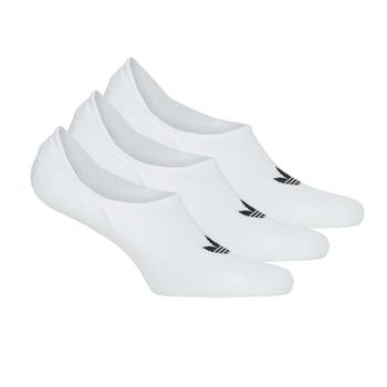 Fehérnemű Socks adidas Originals LOW CUT SOCK X3 Fehér