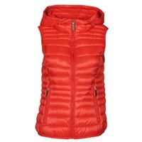 Ruhák Női Steppelt kabátok Esprit LEMARA Piros