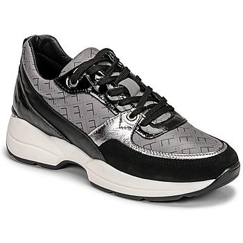 Cipők Női Rövid szárú edzőcipők Fericelli PIRYNA Fekete