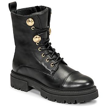 Cipők Női Csizmák Fericelli PADOUE Fekete