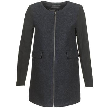 Ruhák Női Kabátok Only LYDIA Tengerész