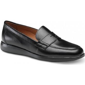 Cipők Női Mokkaszínek Feliz Caminar CALZADO LABORAL ALBA - Fekete