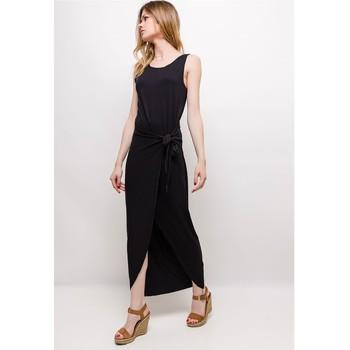 Ruhák Női Hosszú ruhák Fashion brands ERMD-1682-NEW-NOIR Fekete