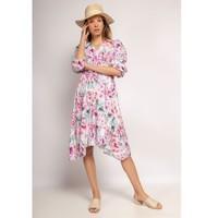 Ruhák Női Rövid ruhák Fashion brands 9471-ROSE Rózsaszín
