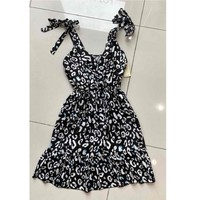 Ruhák Női Rövid ruhák Fashion brands 5165-NOIR Fekete