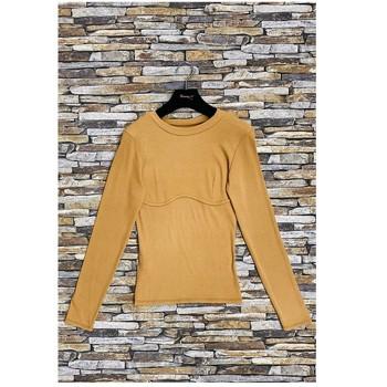 Ruhák Női Blúzok Fashion brands HD-2813-N-BROWN Barna