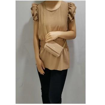 Ruhák Női Blúzok Fashion brands 3101-CAMEL Teve