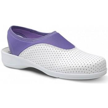 Cipők Női Rövid szárú edzőcipők Feliz Caminar Zueco Laboral SPORT LYCRA - Sokszínű