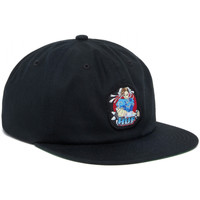 Textil kiegészítők Férfi Baseball sapkák Huf Cap chun-li snapback hat Fekete