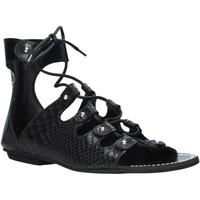 Cipők Női Szandálok / Saruk Cult CLE103588 Fekete