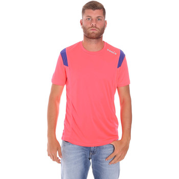 Ruhák Férfi Rövid ujjú pólók Diadora 102175719 Rózsaszín