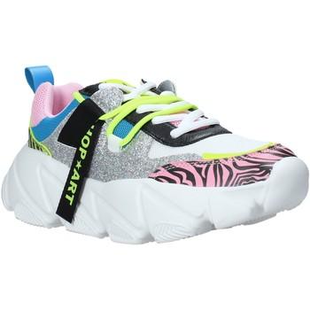 Cipők Női Rövid szárú edzőcipők Shop Art SA050144 Rózsaszín