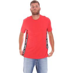 Ruhák Férfi Rövid ujjú pólók Diadora 502176631 Piros