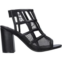 Cipők Női Szandálok / Saruk Onyx S20-SOX780 Fekete