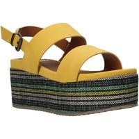 Cipők Női Szandálok / Saruk Onyx S20-SOX756 Sárga