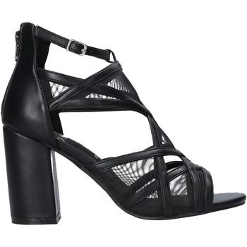 Cipők Női Szandálok / Saruk Onyx S20-SOX779 Fekete
