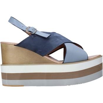 Cipők Női Szandálok / Saruk Onyx S20-SOX758 Kék