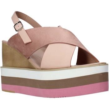 Cipők Női Szandálok / Saruk Onyx S20-SOX758 Rózsaszín