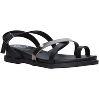 Cipők Női Szandálok / Saruk Onyx S20-SOX716 Fekete