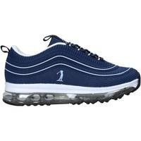 Cipők Gyerek Rövid szárú edzőcipők U.s. Golf S20-SUK626 Kék
