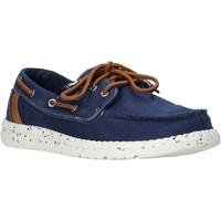 Cipők Férfi Mokkaszínek U.s. Golf S20-SUS121 Kék