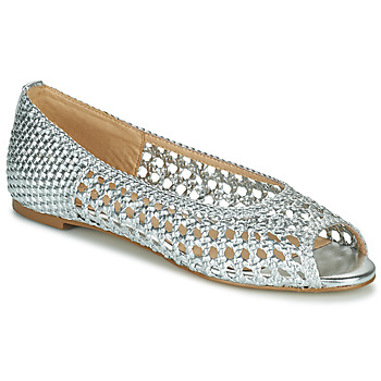 Cipők Női Szandálok / Saruk Cosmo Paris HAYANE Ezüst