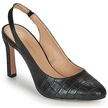 Cipők Női Félcipők Cosmo Paris ZELDA Fekete