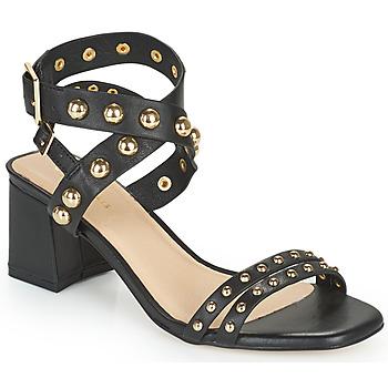 Cipők Női Szandálok / Saruk Cosmo Paris HARLA Fekete