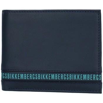 Táskák Férfi Pénztárcák Bikkembergs E2BPME2D3043 BLUE