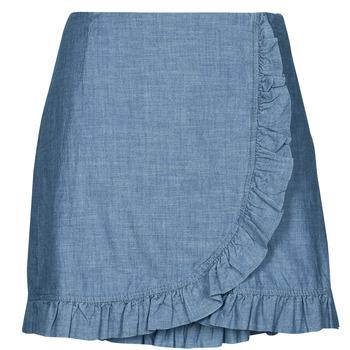 Ruhák Női Szoknyák Vero Moda VMAKELA Kék