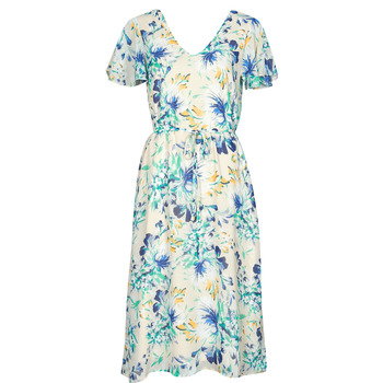 Ruhák Női Hosszú ruhák Vero Moda VMJASMINE Sokszínű