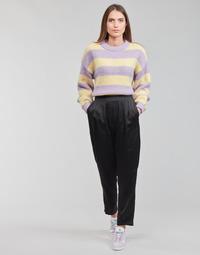 Ruhák Női Lenge nadrágok Vero Moda VMKYRA Fekete