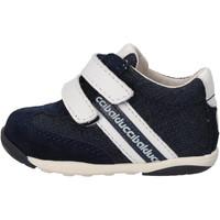 Cipők Fiú Rövid szárú edzőcipők Balducci AG931 Kék
