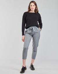 Ruhák Női Chino nadrágok / Carrot nadrágok Only ONLNICOLE Szürke