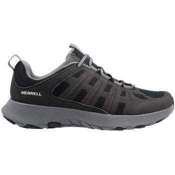 Cipők Férfi Rövid szárú edzőcipők Merrell Cloud Moab Barna