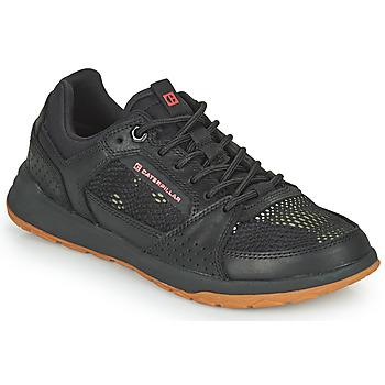 Cipők Rövid szárú edzőcipők Caterpillar QUEST Fekete