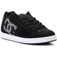 Cipők Férfi Deszkás cipők DC Shoes DC Net 302361-BKO czarny