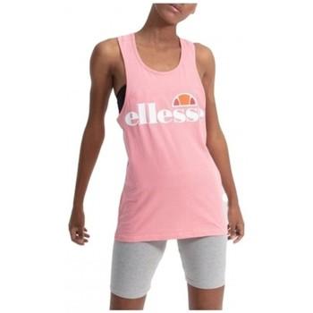 Ruhák Női Trikók / Ujjatlan pólók Ellesse CAMISETA TIRANTES  SGS04485 Rózsaszín