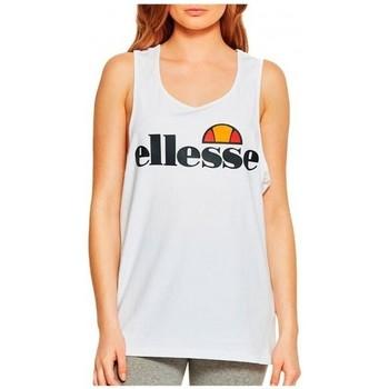 Ruhák Női Trikók / Ujjatlan pólók Ellesse CAMISETA TIRANTES  SGS04485 Fehér