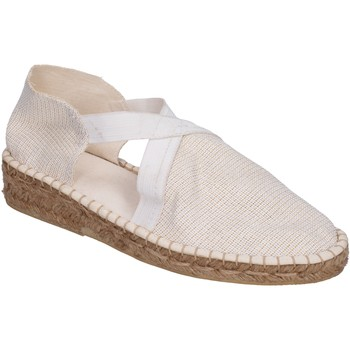 Cipők Női Gyékény talpú cipők Made In Italia BH501 Arany