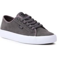 Cipők Férfi Deszkás cipők DC Shoes DC Manual S ADYS300637-GRY szary
