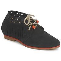Cipők Női Csizmák Koah YASMINE Fekete