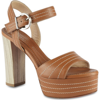 Cipők Női Szandálok / Saruk Barbara Bui N5341 MMN18 marrone