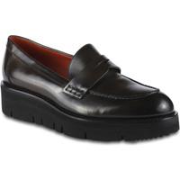 Cipők Női Mokkaszínek Santoni WUSY56863SQ4RLESM20 Grigio talpa