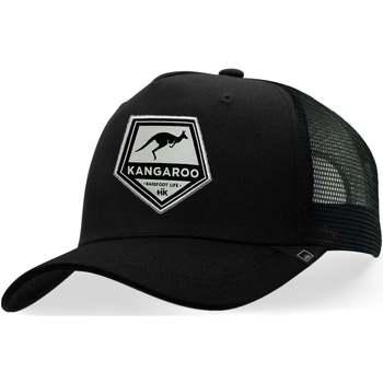 Textil kiegészítők Baseball sapkák Hanukeii Kangaroo Fekete