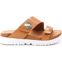 Cipők Női Papucsok Stonefly 213907 Barna