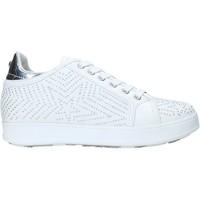 Cipők Női Rövid szárú edzőcipők Apepazza SMW12/NAPPA Fehér