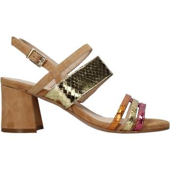 Cipők Női Szandálok / Saruk Carmens Padova 45069 Barna